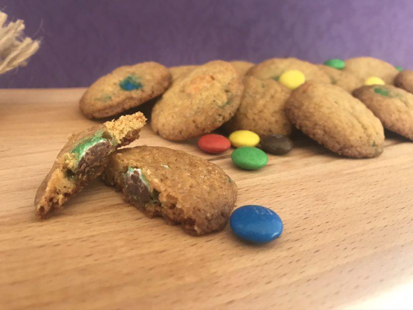 M-en-M Cookie