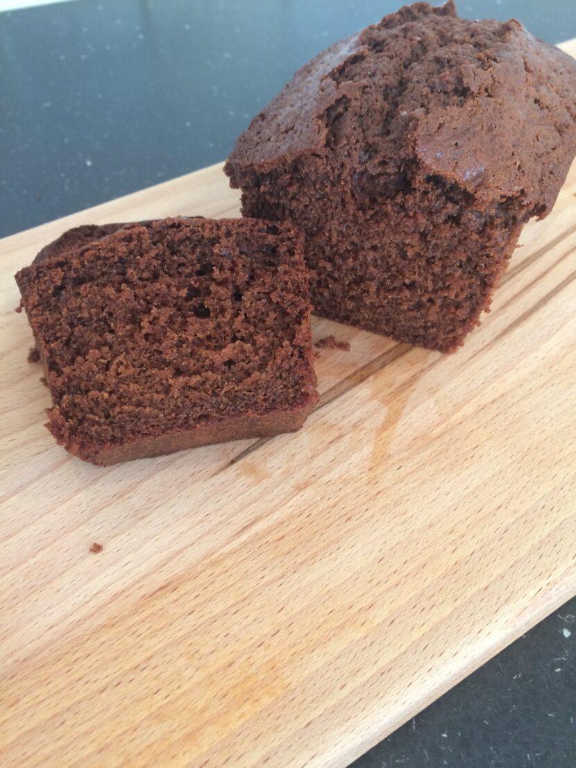 Gebakken Speculaas Cake
