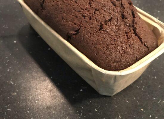 Bak de cake af op 160°C voor 55-60 minuten.