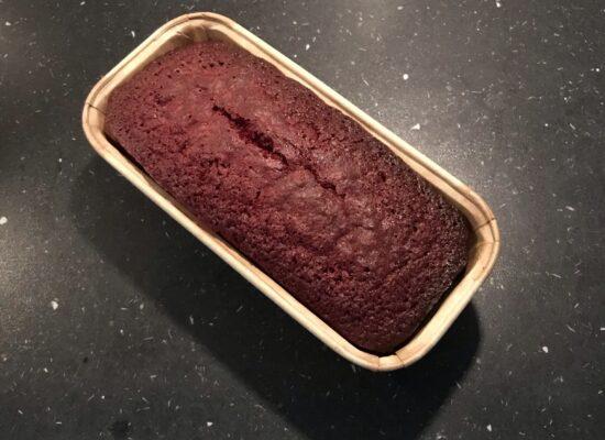 Bak de cake af in 55-60 minuten!